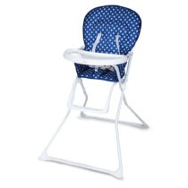 Tinnies Baby High Chair Blue