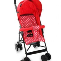 Tinnies Baby Buggy Red
