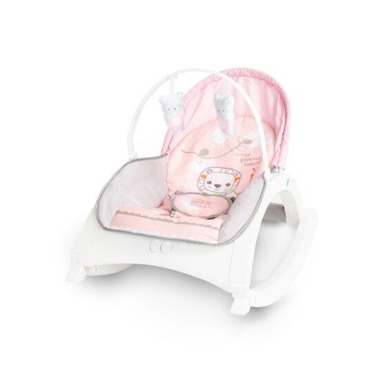 Tinnies Baby Rocker Pink