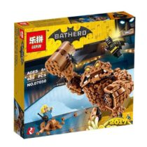 Lepin Clayface Splat Attack