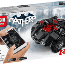 LEPIN App Controlled Batmobile