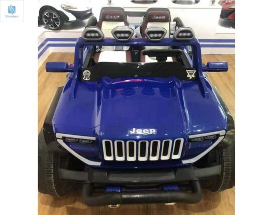Electric Raechargeable Jeep Car for Kids with 1 Battery
