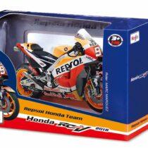 Maisto 1:18 Repsol Honda Team RC213V 2018 Motorcycle