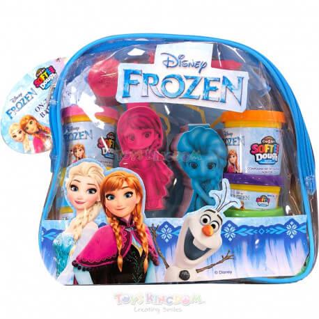 CraZart Softee Dough Disney Frozen 2 Dough Backpack