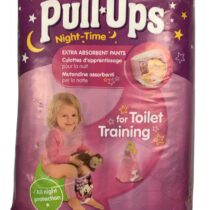 Huggies Pull-Ups Night-Time Toilet Training Pants For Girls