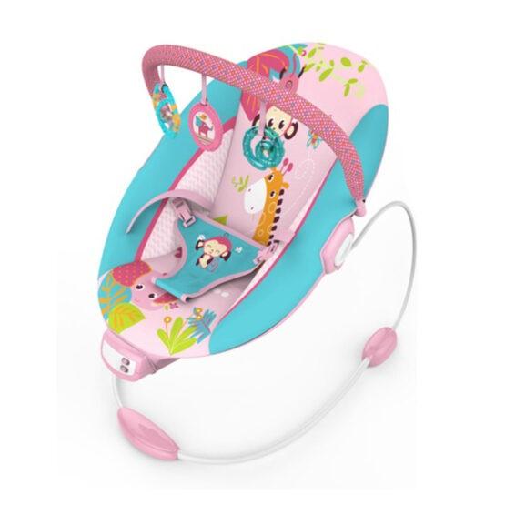 Mastela Toddler to Baby Rocker Bouncer - Color May Vary