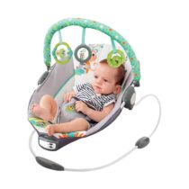 Mastela Baby to Toddler Bouncer – Color May Vary