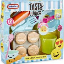 little tikes Tasty Junior Bake 'n Share Emoji Cookies