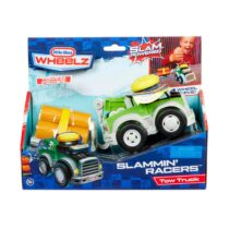 Little Tikes Slammin Racers Power Rigs Tow Truck