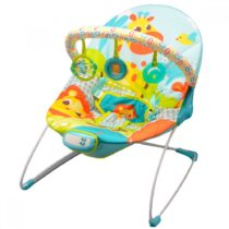 Mastela Newborn to Toddlers Musical Bouncer – Giraffe