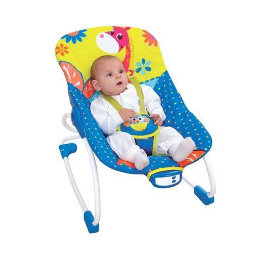 Mastela Newborn to Toddler Rocker – Blue