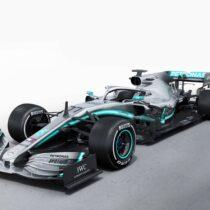 Maisto Tech F1 Mercedes AMG Petronas Remote Control