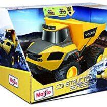Maisto MotoSount Volvo Dump Truck