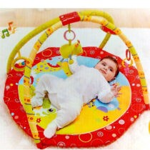 Mastela Play Mat for Baby Red