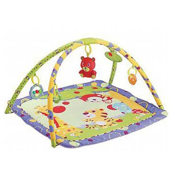 Mastela Play Mat for Baby Green