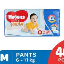 Huggies Dry Pants Medium