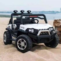 Electric Rechargeable RideOn Jeep Car for Kids with 1 Battery