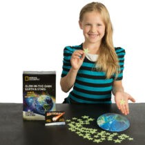 National Geographic Glow-In-The-Dark Earth and Stars