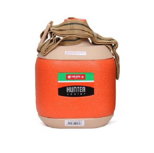 Lion Star Hunter Cooler 600 ml Insulated - Color May Vary
