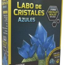 National Geographic Glow-in-the-Dark Crystal Lab Blue