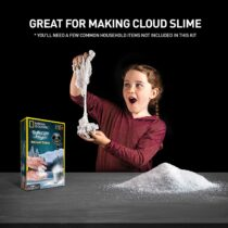 National Geographic Instant Snow Science Kit