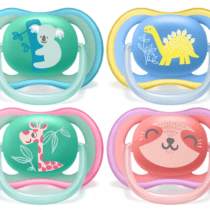 Philips Avent Ultra Air Pacifier 2 Pck – Color & Style May Vary