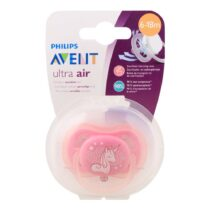Philips Avent Ultra Soft Pacifier 6 Months 1 Piece