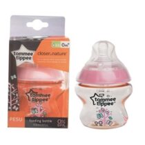 Tommee Tippee Pesu 150Ml/5 Oz Decorated Bottle Pink