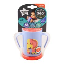 Tommee Tippee Baby Decorated Trainer Cup 360ml Purple