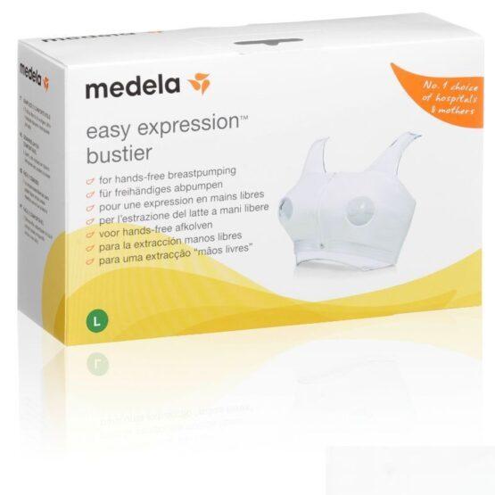Medela Easy Expression Bustier Large White
