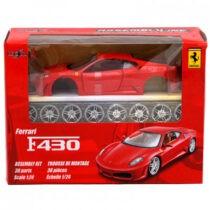 Maisto Ferrari Assembly Line 37 Parts Car – Color May Vary