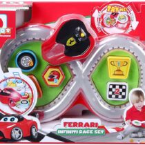 Bburago Junior Ferrari Infiniti Race Set