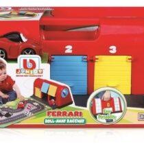 Bburago Junior Ferrari Roll Away Raceway Playset