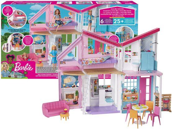 Barbie Malibu House Playset
