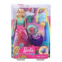 Barbie Dreamtopia Fantasy Story Doll – Style May Vary