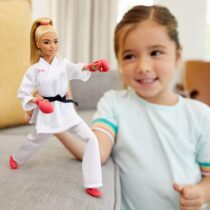 Barbie Karate Doll
