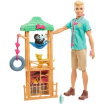 Barbie Ken Career Playset – Style May Vary