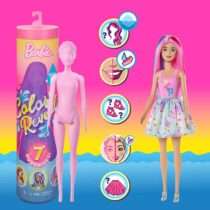 Barbie Paint Reveal Doll Style May Vary