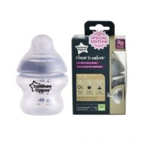 Tommee Tippee Closer To Nature Tinted Silver Bottle – 150ml