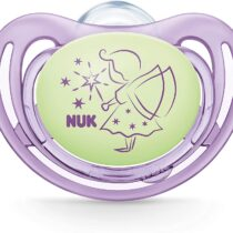 Nuk Freestyle Night Silicon Pacifier 18-36 Months 2-Pack