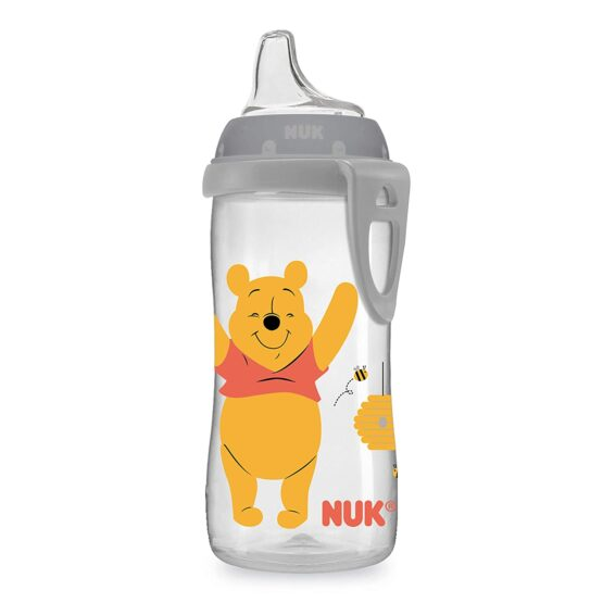 Nuk Disney Active Sippy Cup – Color & Style May Vary