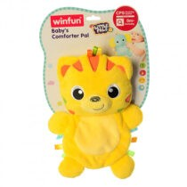 WinFun  Plush Tiger Baby Yellow