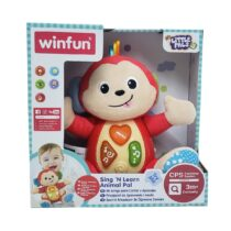 WinFun Sing & Learn Animal Pal – Monkey