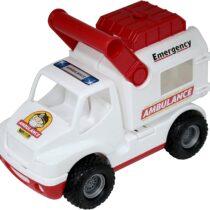 Polesie Ambulance Vehicle Toy