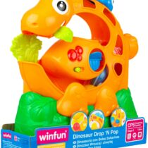 Winfun Dinasaur Drop 'N Pop
