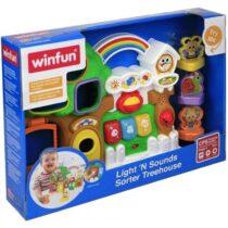 Winfun Light & Sound Sorter Treehouse