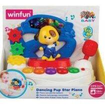 Winfun  Piano with Light and Sound