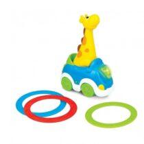 Winfun Giraffe catches rings