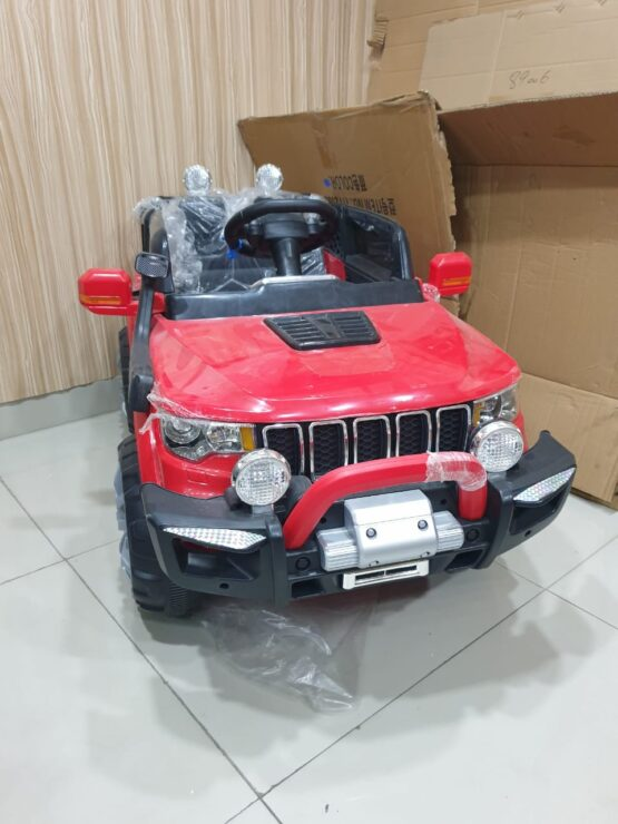 Land Cruiser Ride on Car with Swing – Color May Vary