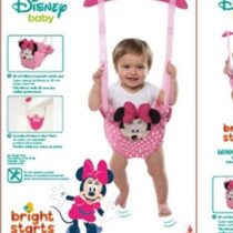 Bright Starts Bounce 'N Spring Deluxe Door Jumper Pink